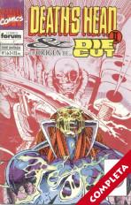 Death's Head II & El origen de Die Cut Vol.1 - Completa -