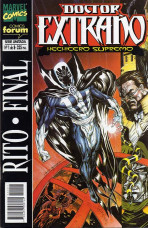 Doctor Extraño: Rito Final Vol.1 nº 1