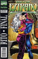 Doctor Extraño: Rito Final Vol.1 nº 4