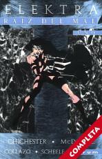 Elektra: Raíz del Mal Vol.1 - Completa -