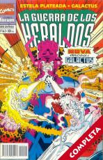 Estela Plateada - Galactus: La Guerra de los Heraldos Vol.1 - Completa -