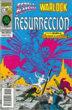 Estela Plateada - Warlock: Resurrección Vol.1 nº 4