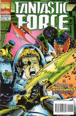 Fantastic Force Vol.1 nº 2