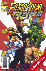 Fuego Solar y Big Hero 6 Vol.1 - Completa -