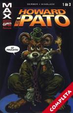 Howard El Pato Vol.1 - Completa -