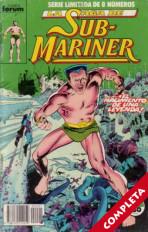 La Saga de Sub-Mariner Vol.1 - Completa -