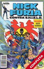 Nick Furia contra S.H.I.E.L.D. Vol.1 - Completa -