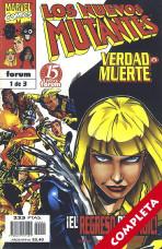 Los Nuevos Mutantes: Verdad o Muerte Vol.1 - Completa -