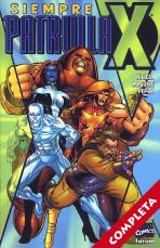Siempre Patrulla X Vol.1 - Completa -