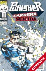 Punisher: Carrera Suicida Vol.1 - Completa -