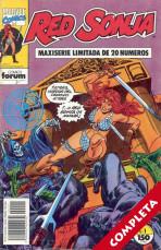Red Sonja Vol.1 - Completa -