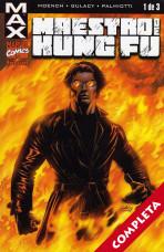 Maestro de Kung-Fu Vol.1 - Completa -