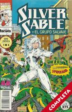 Silver Sable Vol.1 - Completa -