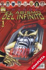 Thanos: El Abismo del Infinito Vol.1 - Completa -