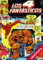 Los 4 Fantásticos Vol.1 - Completa -