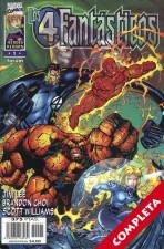 Héroes Reborn: Los 4 Fantásticos Vol.2 - Completa -