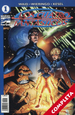 Los 4 Fantásticos Vol.5 - Completa -