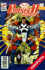 Punisher 2099 Vol.1 - Completa -