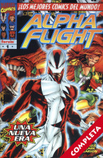 Alpha Flight Vol.2 - Completa -