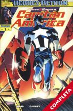 Capitán América Vol.4 - Completa -