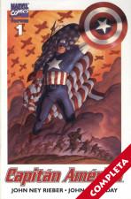 Capitán América Vol.5 - Completa -