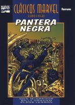 Clásicos Marvel Blanco y Negro nº 7 - Pantera Negra