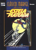 Clásicos Marvel Blanco y Negro nº 10 - Estela Plateada 3
