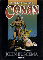 Los mejores autores de Conan Vol.1 nº 1 - John Buscema 1