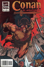 Conan El Aventurero Vol.1 nº 1