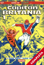 Colección Prestigio Vol.1 - Capitán Britania