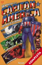 Colección Prestigio Vol.1 - Capitán América, Centinela de la Libertad