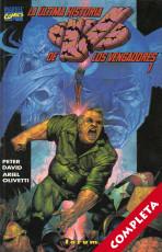 Colección Prestigio Vol.3 - La última historia de Los Vengadores - Completa -