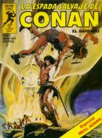 La Espada Salvaje de Conan Vol.1 nº 1