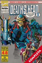 Death's Head II & Motormouth Vol.1 - Completa -