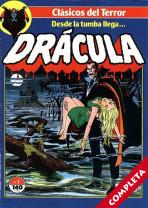 Drácula (Clásicos del Terror) Vol.1 - Completa -