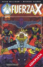Fuerza-X Vol.1 - Completa -