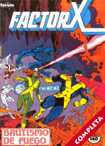 Factor-X Vol.1 - Completa -