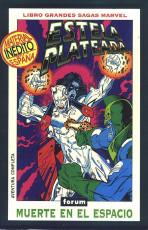 Libros Grandes Sagas Marvel Vol.1 nº 13 - Estela Plateada 2