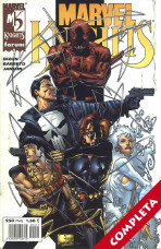 Marvel Knights Vol.1 - Completa -