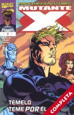 Mutante X Vol.1 - Completa -
