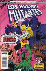 Marvel Two-In-One Los Nuevos Mutantes Vol.1 nº 48