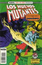 Marvel Two-In-One Los Nuevos Mutantes Vol.1 nº 49