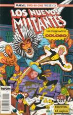 Marvel Two-In-One Los Nuevos Mutantes Vol.1 nº 51