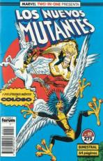 Marvel Two-In-One Los Nuevos Mutantes Vol.1 nº 52