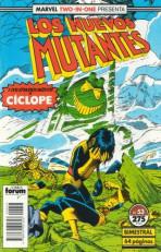 Marvel Two-In-One Los Nuevos Mutantes Vol.1 nº 53