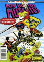 Marvel Two-In-One Los Nuevos Mutantes Vol.1 nº 54