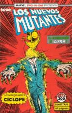 Marvel Two-In-One Los Nuevos Mutantes Vol.1 nº 55