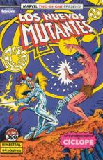 Marvel Two-In-One Los Nuevos Mutantes Vol.1 nº 56