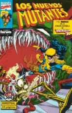 Marvel Two-In-One Los Nuevos Mutantes Vol.1 nº 58