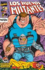 Marvel Two-In-One Los Nuevos Mutantes Vol.1 nº 64